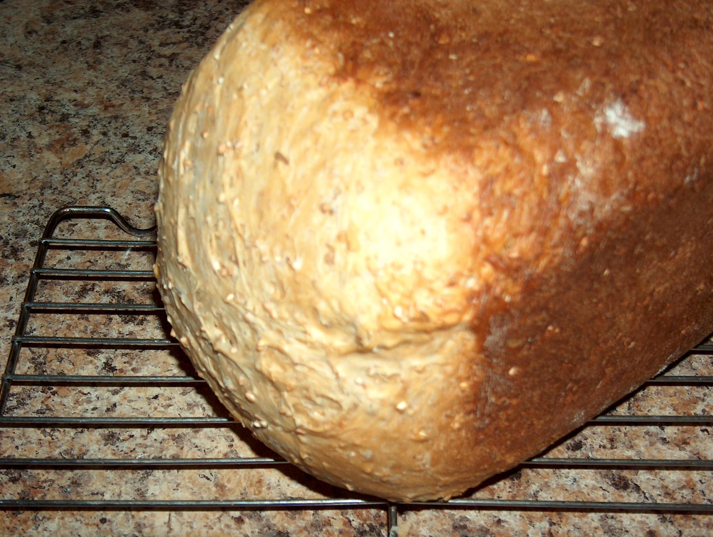 Multigrain Bread   Mrs. Chucklebeary's Garden